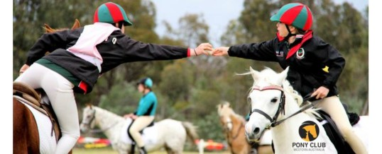 2018 Pony Club WA State Active Riding Championships Qualifier