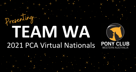 Presenting our 2021 Team WA!